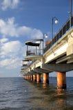 El mar Báltico Foto de archivo libre de regalías