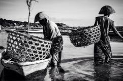 El mar da Foto de archivo