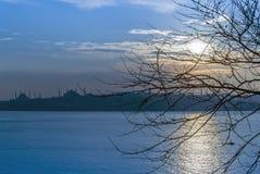 El mar de Mármara fotos de archivo