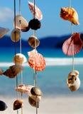 El mar descasca concepto del ocio de las vacaciones de verano Imagenes de archivo