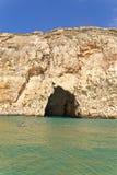 El mar interior Imagen de archivo