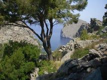 El mar Laguna Foto de archivo