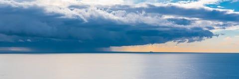 El mar Mediterr?neo fotos de archivo libres de regalías