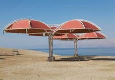 El mar muerto Foto de archivo libre de regalías