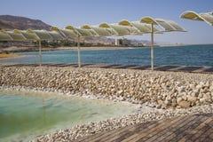 el mar muerto Fotografía de archivo libre de regalías