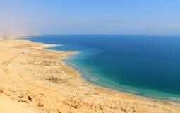 El mar muerto imagen de archivo libre de regalías