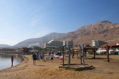 El mar muerto. Israel. fotos de archivo