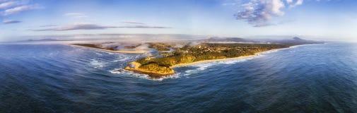 El mar Namb de D dirige mañana del mar imagen de archivo
