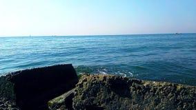 El Mar Negro Foto de archivo