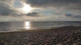 El Mar Negro Imagen de archivo
