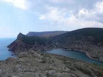 El Mar Negro Balaklava foto de archivo