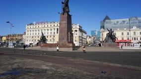 El mar y la ciudad vladivostok Rusia Fotografía de archivo