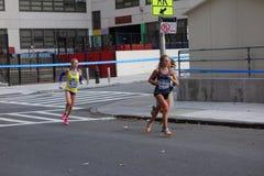 El maratón 2014 de New York City 25 Fotografía de archivo libre de regalías