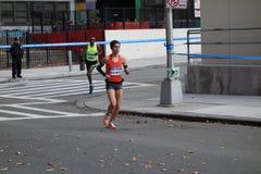 El maratón 2014 de New York City 41 Imágenes de archivo libres de regalías