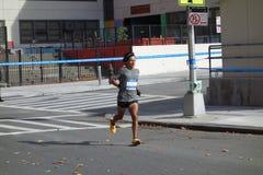 El maratón 2014 de New York City 63 Fotografía de archivo libre de regalías