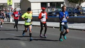 El maratón 2014 de New York City 158 Imagen de archivo libre de regalías