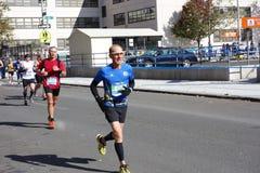 El maratón 2014 de New York City 166 Foto de archivo libre de regalías