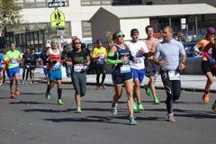 El maratón 2014 de New York City 307 Foto de archivo