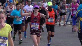 El maratón 2016 del TCS New York City 126 almacen de video