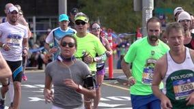 El maratón 2016 del TCS New York City 127 almacen de video