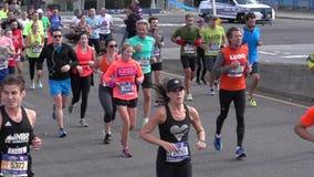 El maratón 2016 del TCS New York City 136 metrajes