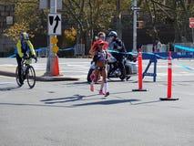 El maratón 2016 del TCS New York City 166 Fotografía de archivo