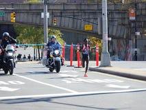 El maratón 2016 del TCS New York City 161 Fotografía de archivo