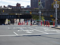 El maratón 2016 del TCS New York City 188 Fotografía de archivo libre de regalías