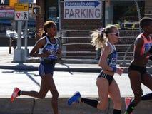 El maratón 2016 del TCS New York City 198 Foto de archivo