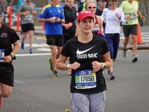 El maratón 2016 del TCS New York City 553 Imagen de archivo libre de regalías