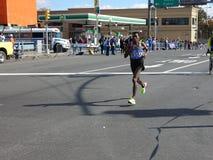 El maratón 2016 del TCS New York City 555 Imagen de archivo libre de regalías
