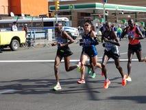 El maratón 2016 del TCS New York City 558 Fotografía de archivo