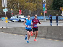 El maratón 2016 del TCS New York City 575 Imagenes de archivo