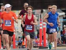 El maratón 2016 del TCS New York City 576 Fotografía de archivo