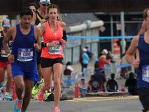 El maratón 2016 del TCS New York City 578 Foto de archivo