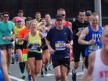 El maratón 2016 del TCS New York City 579 Foto de archivo