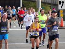 El maratón 2016 del TCS New York City 581 Fotos de archivo