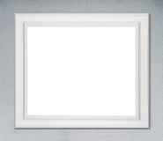 El marco gris Fotos de archivo libres de regalías