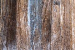El marrón de madera envejeció textura del tablón Foto de archivo