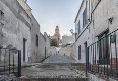 El Masnou,Catalonia,Spain. Royalty Free Stock Photography
