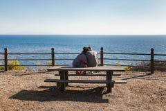 El Matador State Beach, Malibu, California Royalty Free Stock Image