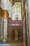 El mausoleo árabe Imagenes de archivo