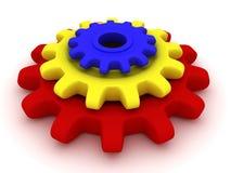 El mecanismo Fotografía de archivo