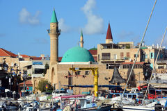 el meczet Zdjęcia Royalty Free