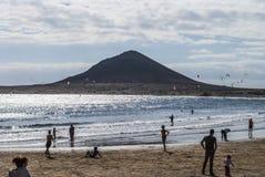 El Medano, Tenerife-Spain Royalty Free Stock Photography