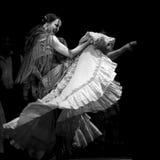 El mejor drama de la danza del flamenco: Carmen fotografía de archivo libre de regalías