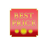 El MEJOR precio Imágenes de archivo libres de regalías