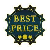 El MEJOR precio Imagen de archivo libre de regalías