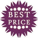 El MEJOR precio Foto de archivo