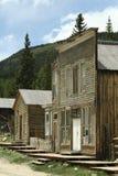 El mejor pueblo fantasma de Colorado Fotos de archivo